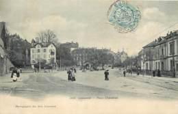 Suisse - Lausanne - Place Chaudron En 1905 - GE Genève
