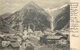 Suisse - Goschenen 1903 - Pour Francoise Du Bourg Chatelaine Du Chateau De La Motte Serrant à Andouille (53) - UR Uri