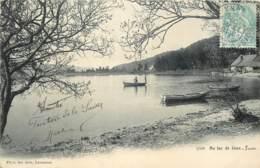 Suisse - Le Pont - Lac De Joux En 1906 - VD Vaud