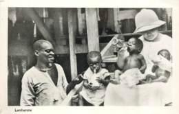 GABON - Hopital De Lambarené Tenu Par Albert Schweitzer Dans Les Années 50/60 - Gabon
