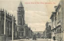 Australie - Tasmania - Lauceston - Cameron Street And Post Office - Lauceston
