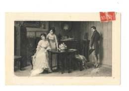Sydney Kendrick - Au Revoir - Auf Wiedersehn - 5390 - Paintings