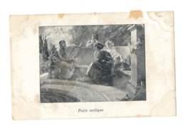 Poète Antique - Publicité Pharmacie Au Verso - 5392 - Paintings