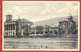 SKOPLJE - SKOPJE - USKUB - Kej Kralja Aleksandra. Macedonia M06/02 - Macédoine
