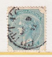 BRITISH  INDIA  26  Type I     (o)  Wmk.  Elephant  Head - India (...-1947)