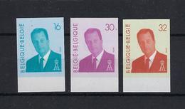 N°2535ND/2537ND (genummerd 499) MNH ** POSTFRIS ZONDER SCHARNIER COB € 115,00 SUPERBE - Belgique