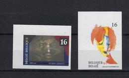 N°2538ND/2539ND (genummerd 497) MNH ** POSTFRIS ZONDER SCHARNIER COB € 20,00 SUPERBE - Belgique