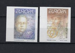 N°2555ND/2556ND (genummerd 501) MNH ** POSTFRIS ZONDER SCHARNIER COB € 100,00 SUPERBE - Belgique