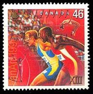 Canada (Scott No.1801 - Jeux Panamericain / Games)+ (o) Serie / Set - 1952-.... Règne D'Elizabeth II