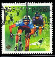 Canada (Scott No.1802 - Jeux Panamericain / Games)+ (o) Serie / Set - 1952-.... Règne D'Elizabeth II