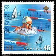 Canada (Scott No.1803 - Jeux Panamericain / Games)+ (o) Serie / Set - 1952-.... Règne D'Elizabeth II
