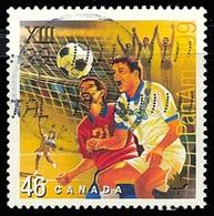 Canada (Scott No.1804 - Jeux Panamericain / Games)+ (o) Serie / Set - 1952-.... Règne D'Elizabeth II