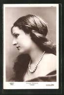 """AK Schönheitskönigin """"Miss France 1928"""" - Fashion"""