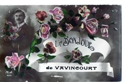 """VAVINCOURT (55) Meuse. """"un Bonjour""""en 1916 - Vavincourt"""