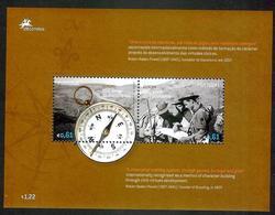 Portugal 2007 - Europa CEPT Portugal, Centenary Scouting S/S MNH - 1910-... Republic