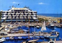 Riccione - Hotel Savoioli Spiaggia Sportino - Formato Grande Viaggiata – E 9 - Rimini