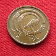 Ireland 1/2 Penny 1975 KM# 19  Irlanda Irlande Ierland Eire - Ireland