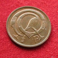 Ireland 1/2 Penny 1978 KM# 19  Irlanda Irlande Ierland Eire - Irlande