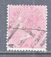 BRITISH  EAST  INDIA  28    (o)    USED  IN  BURMA  Wmk..  ELEPHANT  HEAD - India (...-1947)