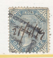 BRITISH  EAST  INDIA  35  Perfs    (o)    Wmk..  ELEPHANT  HEAD - India (...-1947)