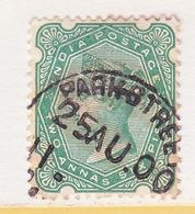 BRITISH  INDIA  48   (o)    Wmk..  STAR - India (...-1947)