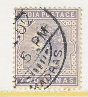 BRITISH  INDIA  58   (o)    Wmk..  STAR - India (...-1947)