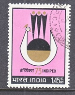 INDIA  568   (o)   INDIPEX  STAMP  EXPO. - India
