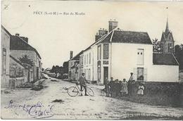77 LOT 2C De 8 Belles Cartes De Seine Et Marne , état Extra - Cartoline