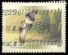 Canada (Scott No.1840 - Oiseaux Du Canada / Canadian Birds) (o) Perf. 12,5 X 13,1 Gommé - 1952-.... Règne D'Elizabeth II