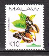 ##25, Malawi, Papillon, Butterfly, Insecte - Malawi (1964-...)