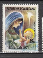 ##25, République Dominicaine, Dominican Republic, Noël, Christmas, Madone, Madonna, étoile, Star - Dominicaine (République)