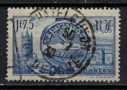 FRANCE      N° YVERT  :    400   ( 12 )            OBLITERE - Used Stamps