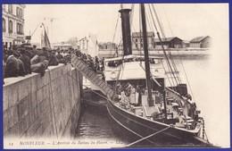 HONFLEUR Arrivee Du Bateau Du Havre LA DIVES ? ( TRES TRES BON ETAT ) Zz171) - Honfleur