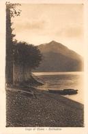 Lago Di Como - Solitudine - Carta Non Inviata - Como