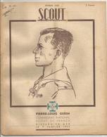 SCOUT , LA REVUE SCOUTE DES GARCONS DE FRANCE , N° 171 FEVRIER  1942 - Scoutisme