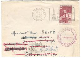 9903 - Pour Un Militaire - Marcofilie (Brieven)