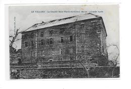 DEP. 73 LE VILLARD LA CHAPELLE SAINT-MARTIN -DU-VILLARD GRANDE FACADE - Other Municipalities