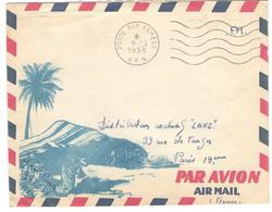 9909 - Enveloppe  Illustrée - Marcophilie (Lettres)