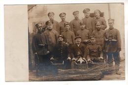 + 1873,  FOTO-AK, WK I, Kriegsgefangenen-Karte Von Königsbrück - Guerre 1914-18