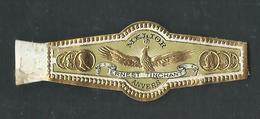 Bague De Cigare Ernest Trinchant Melior Anvers - Sigarenbandjes