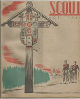 SCOUT , LA REVUE DES SCOUTS DE FRANCE N° 169 NOEL 1941 - Scoutisme