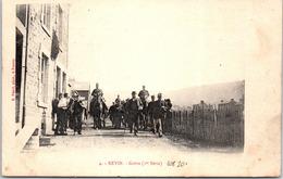 08 REVIN - Gendarmes Pendant La Grève - Revin