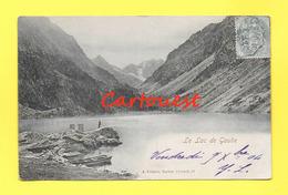 CPA 65 CAUTERETS Le LAC De GAUBE 1904 - Cauterets