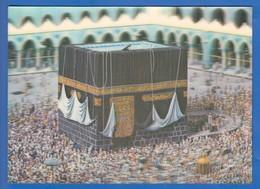 Saudi Arabien; Mecca; Hologram - Saudi Arabia