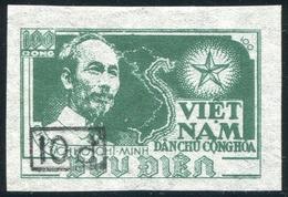NORD VIETNAM 1956  YT N° 96A (*) ; Mi# 40 Al  MNG - Vietnam