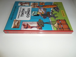 LOT COMMENT HERGE A CREE TINTIN AU CONGO/ TINTIN EN AMERIQUE - Tintin