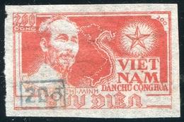 NORD VIETNAM 1956  YT N° 96C (*) ; Mi# 41 Al  MNG - Vietnam