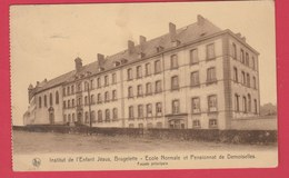 Brugelette - Ecole Normale Et Pensionnat De Demoiselles - Façade Principale - 1931  ( Voir Verso ) - Brugelette