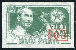 NORD VIETNAM 1956  YT N° 96G (*) ; Mi# 40 BII  MNG - Vietnam