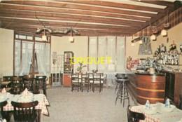 33 Mérignac, Restaurant Le Printemps, La Salle, Carte Pas Courante - Merignac